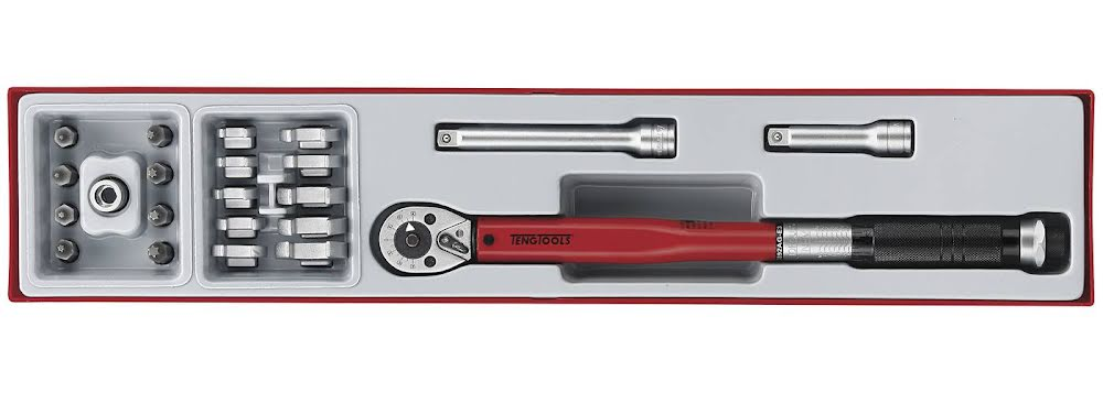 verktygsats som passar i verktygslåda