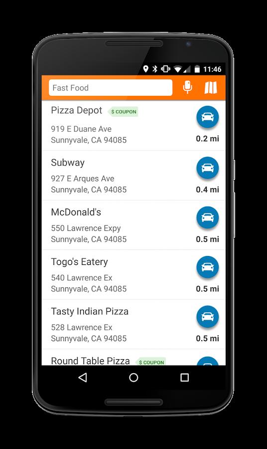 AT&T Navigator: Maps, Traffic- screenshot
