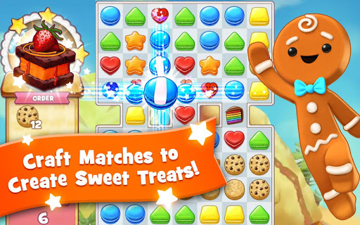 Cookie Jam - Match 3 Games & Free Puzzle Game  gameplay | by HackJr.Pw 8