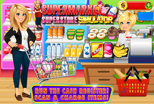 Supermarket Grocery Superstore
