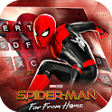 Spider-Man: Far From Home Keyboard Theme icon