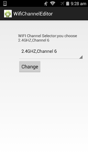WiFi Direct Channel Changing