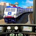 Police Train Simulator 3D: Prison Transport icon