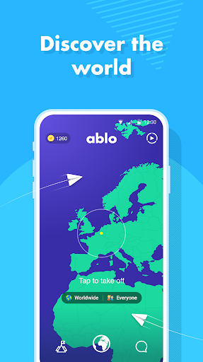 Ablo - Make new friends worldwide screenshots 3