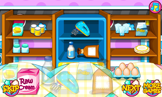 Cooking Fruity Ice Creams- screenshot thumbnail
