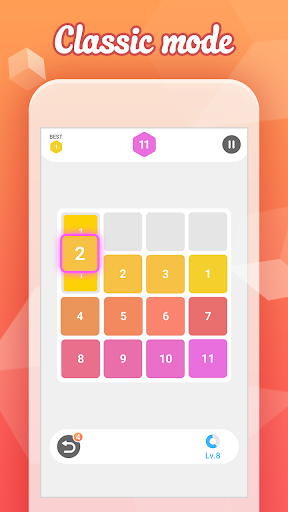Merge 7 - Easy Number Puzzle Game 2.6 de.gamequotes.net 4