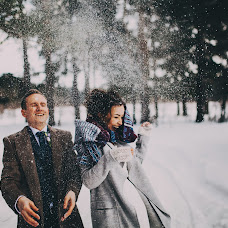 Свадебный фотограф Катя Квасникова (ikvasnikova). Фотография от 27.02.2016