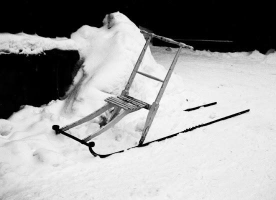Winter in Røros di tapioko
