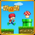 Victo's World - jungle adventure - super world icon