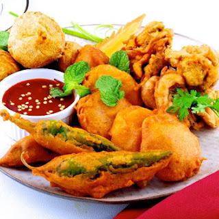 Bhaji AKA Indian Fried Veggies Recipe