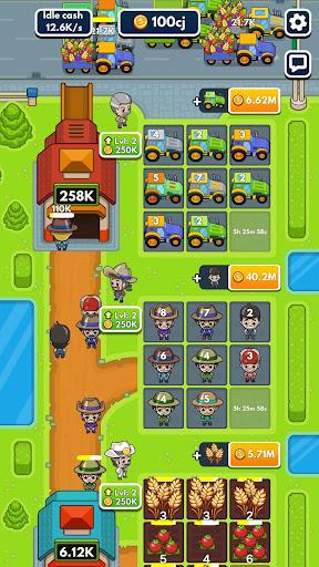 Idle Farm Tycoon - Merge Simulator  screenshots 7