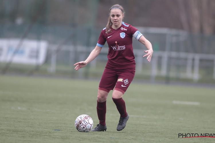 Ervaren kapitein KRC Genk Ladies gaat na 'voetbalpensioen' andere rol opnemen, nog enkele speelsters hangen voetbalschoenen aan de haak