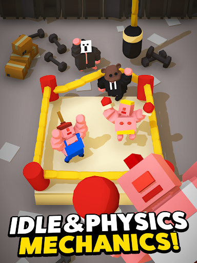 Idle Boxing - Idle Clicker Tycoon Game 0.42 screenshots 6