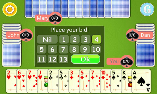Spades Mobile  screenshots EasyGameCheats.pro 1