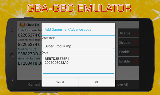 VinaBoy Advance - GBA Emulator 53 DreamHackers 4