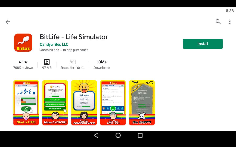 Bitlife App