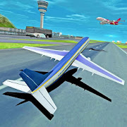 Fly Plane Flight 3D Airplane Simulator