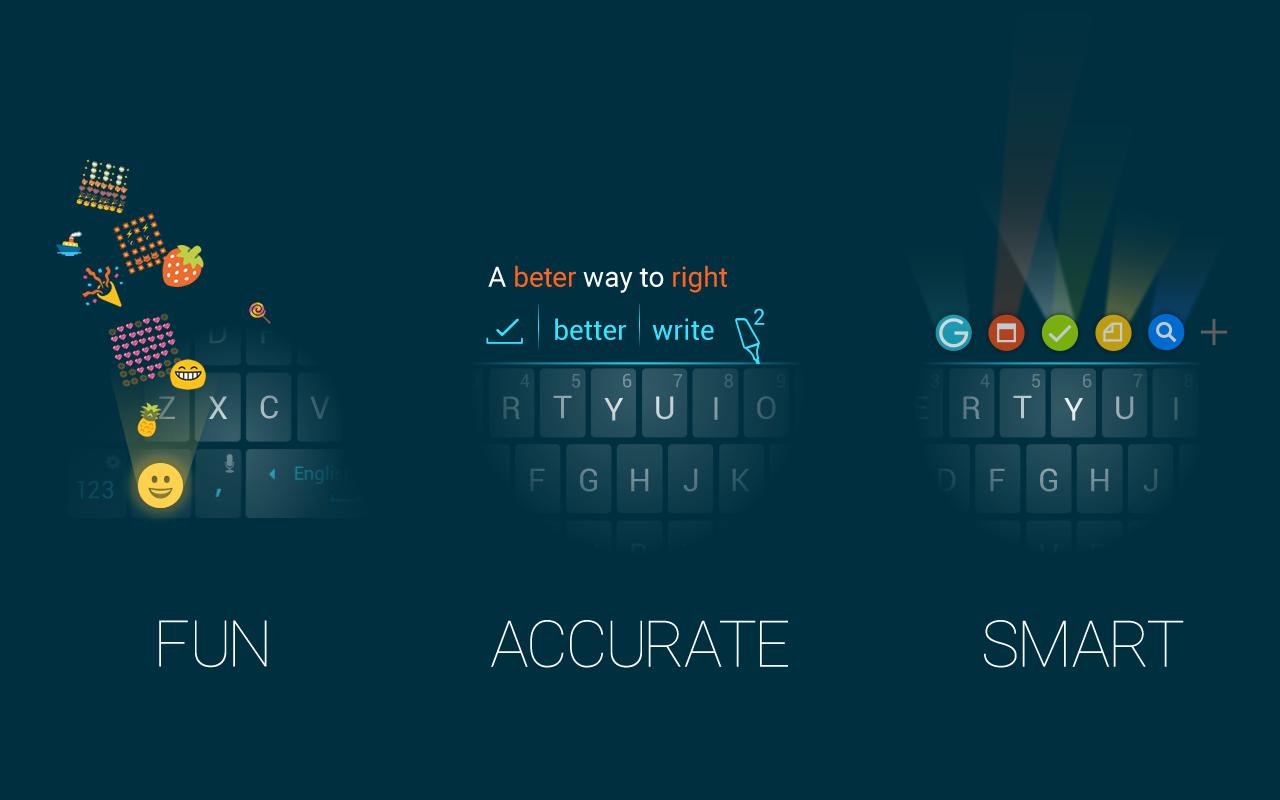 Ginger Keyboard - Emoji, GIFs screenshot #12