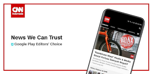 CNN Indonesia - Berita Terkini - Apps on Google Play