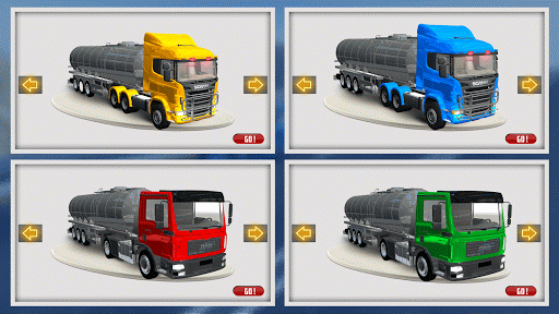 Oil Tanker Truck Racer 1.5 screenshots 8