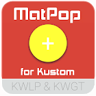 MatPop for Kustom KLWP/KWGT icon