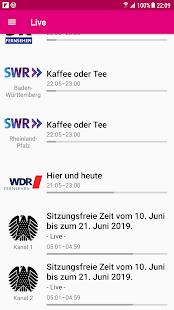 German tv live stream - Public broadcasting - náhled
