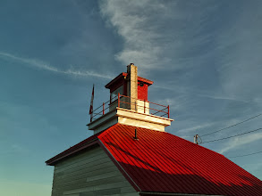 Photo: lighthouse tower