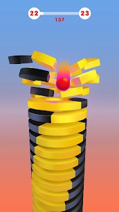 Stack Ball MOD Apk (Unlimited Money) 3
