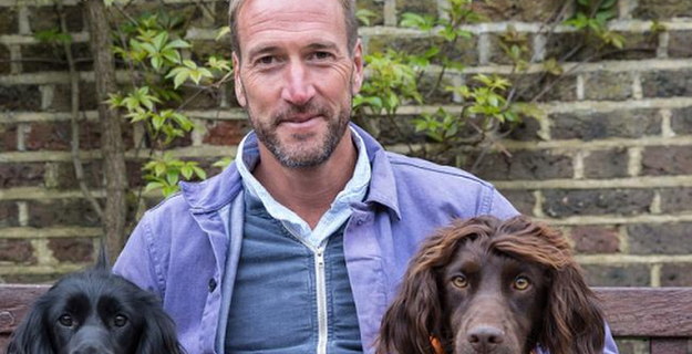 Ben Fogle doesn't think it's rational to freeze a dead dog