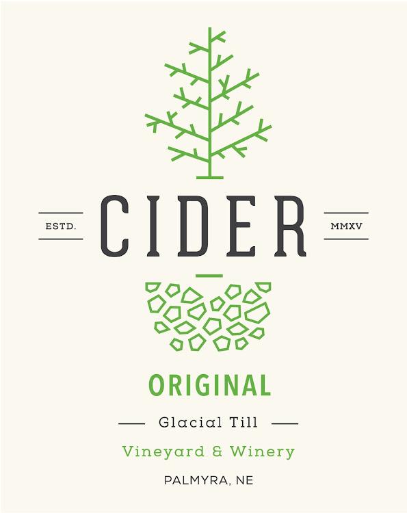 Logo of Glacial Till Original Cider