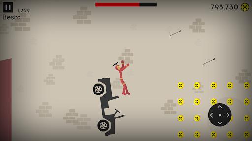 Stickman Ragdoll- Falling Fun apkpoly screenshots 6