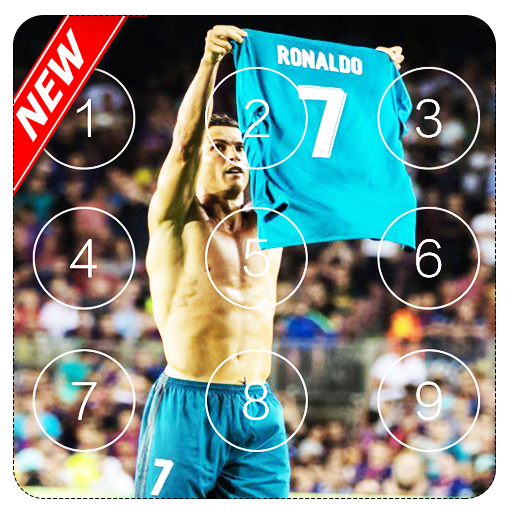 Cristiano ronaldo lock screen hd photos