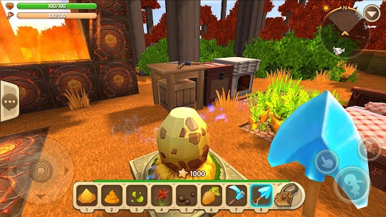 Mini World: Block Art 6