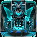 3D Tech Hero Theme icon