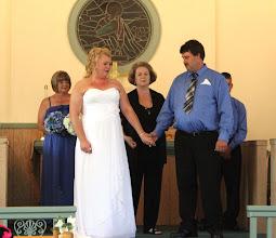 Photo: Wedding Ceremony Officiant Minister Church Wedding SC - http://WeddingWoman.net