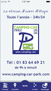 CAMPING-CAR-PARK- screenshot thumbnail
