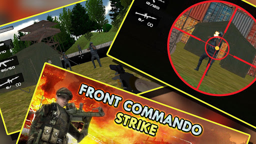 コマンドー 暴行: 狙撃兵 砲手 戦争: Commando