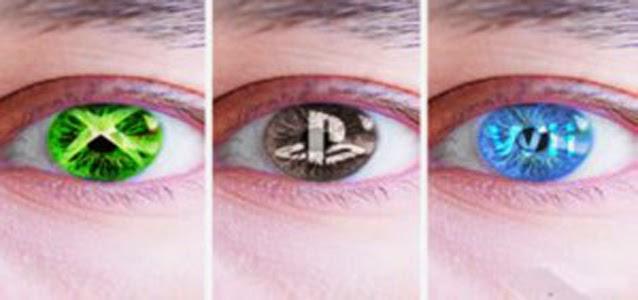 Basta de ver las cosas de una forma...aunque si tienen algún pupile así, se ve genial.