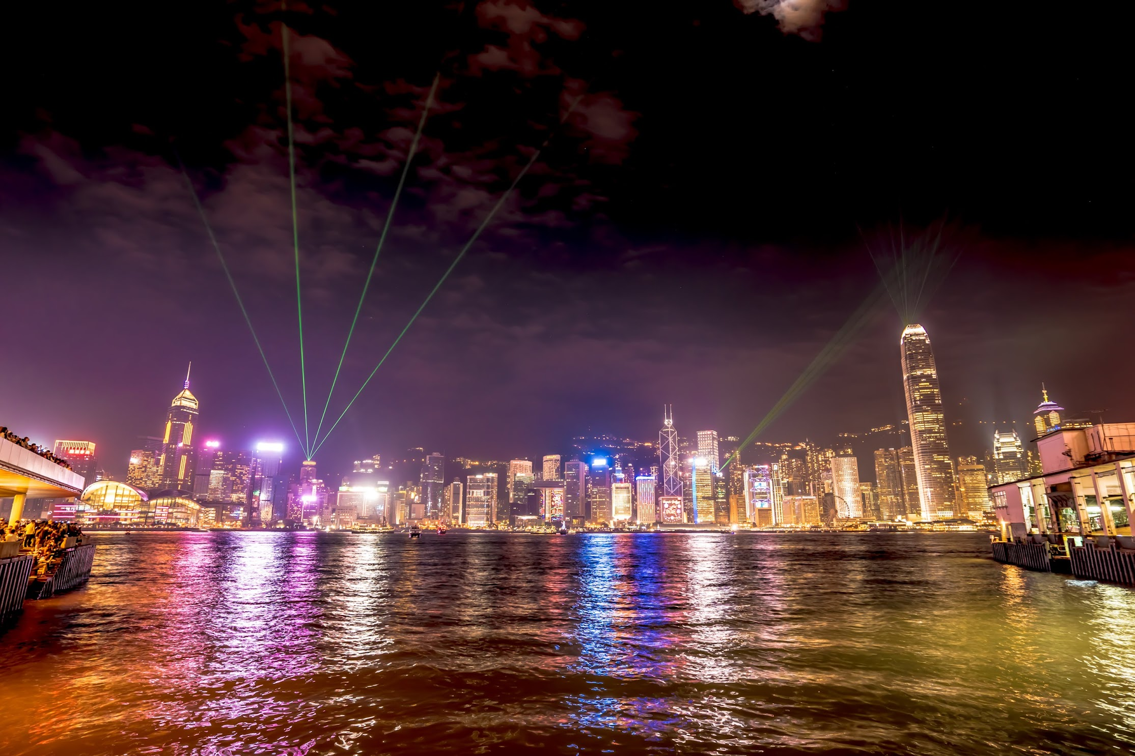 Hong Kong Symphony of Lights2