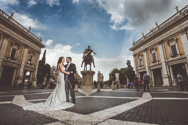 Fotógrafo de bodas David May (okland). Foto del 20.09.2016