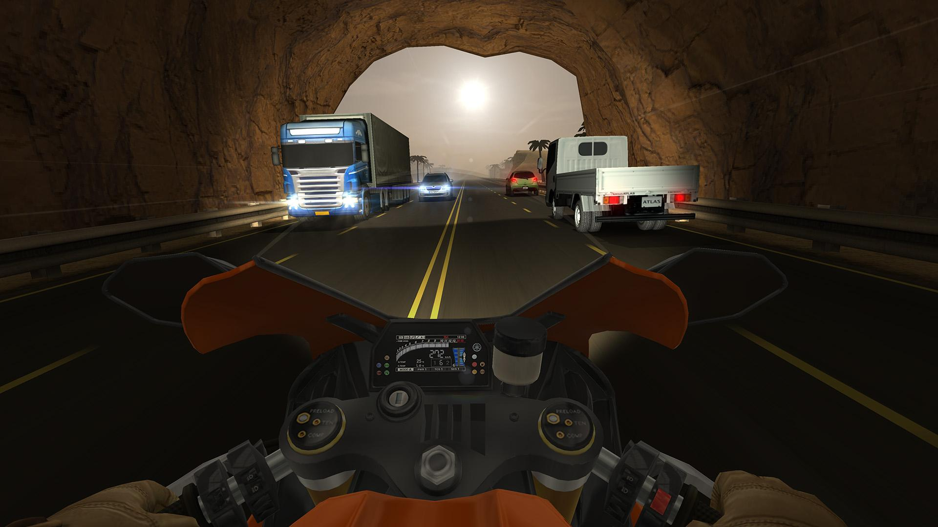 Traffic Rider Mod Apk (Unlimited Money/Key) 4