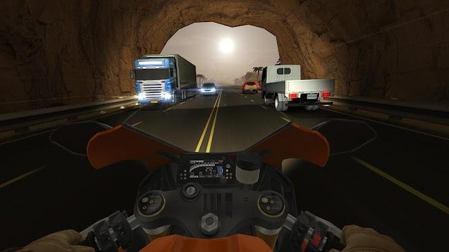 Traffic Rider- screenshot