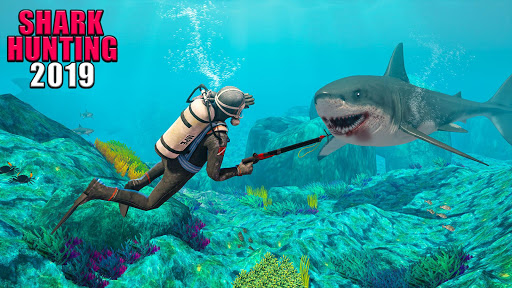 Survivor Sharks Game: Hunter Action Games  screenshots 1