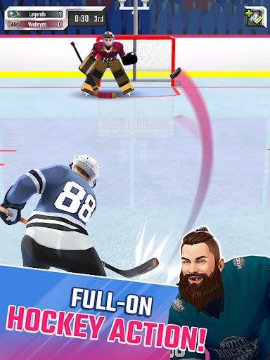 Puzzle Hockey - Official NHLPA Match 3 RPG 2.34.0 screenshots 7