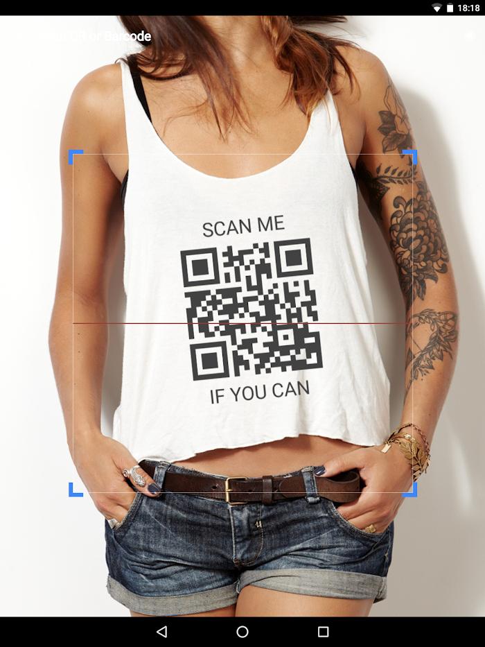 QR & Barcode Scanner PRO v2019 For Android APK Download - DLoadAPK