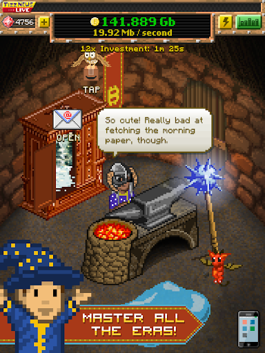 Bitcoin Billionaire screenshot 16