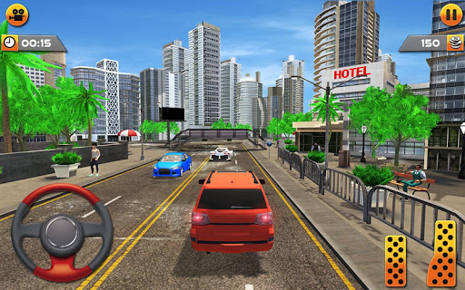 Prado Car Adventure - A Popular Simulator Game apkmr screenshots 5