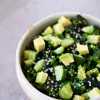 Green Superfood Salad