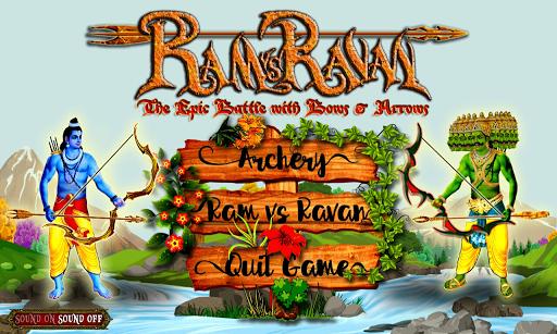 Ram Vs Ravan- Archery