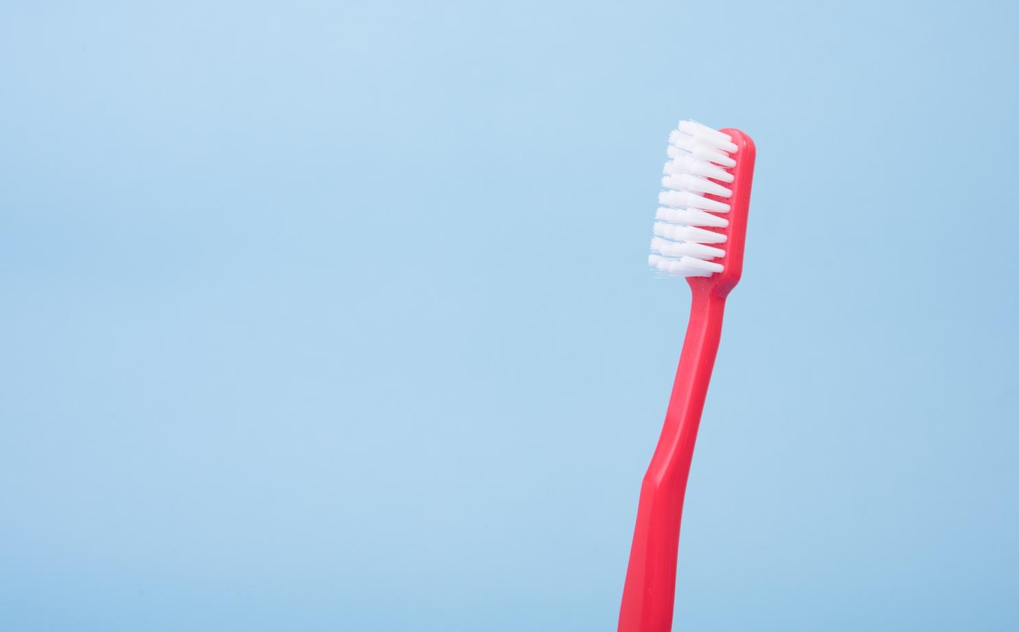 A picture containing sky, outdoor, tool, toothbrush  Description automatically generated